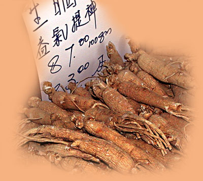 ginseng rouge effets secondaires